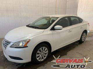Used 2015 Nissan Sentra S A/C Bluetooth *Transmission Automatique* for sale in Trois-Rivières, QC