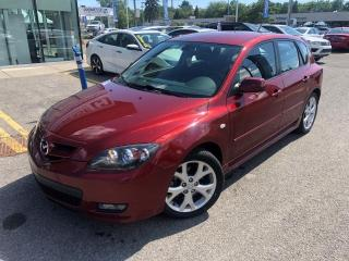 Used 2008 Mazda MAZDA3 GT HATCHBACK MAGS, BANCS CHAUFFANTS+ for sale in Blainville, QC