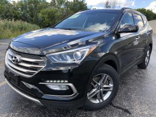 Used 2018 Hyundai Santa Fe Sport AWD for sale in Cayuga, ON