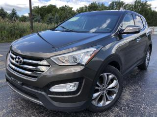 Used 2013 Hyundai Santa Fe Sport 2.0T AWD for sale in Cayuga, ON