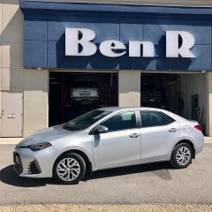 Used 2019 Toyota Corolla LE for sale in Steinbach, MB