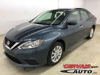 Used 2016 Nissan Sentra SV MAGS CAMÉRA BLUETOOTH SIÈGES CHAUFFANTS for sale in Shawinigan, QC
