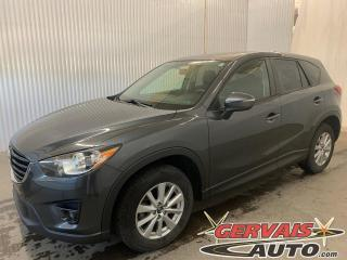 Used 2016 Mazda CX-5 GS 2.5 AWD Mags GPS Toit Ouvrant Caméra Mags *Bas Kilométrage* for sale in Trois-Rivières, QC