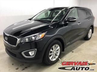 Used 2018 Kia Sorento LX V6 AWD MAGS 7 PASSAGERS *Traction intégrale* for sale in Shawinigan, QC