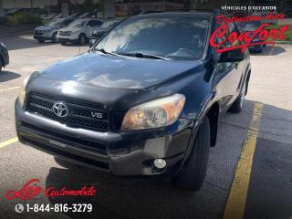 Used 2006 Toyota RAV4 Sport **NOUVEL ARRIVAGE** for sale in Chicoutimi, QC