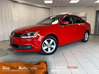 Used 2014 Volkswagen Jetta 2.0 TDI, Comfortline, Toit, Automatique for sale in Sherbrooke, QC