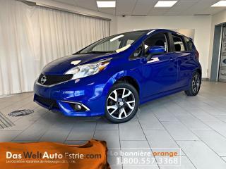 Used 2015 Nissan Versa Note 1.6 SR, Gr. Électrique, A/C, Automatique for sale in Sherbrooke, QC