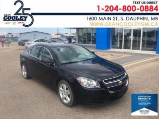 Used 2011 Chevrolet Malibu LS for sale in Dauphin, MB
