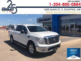Used 2017 Nissan Titan SV for sale in Dauphin, MB