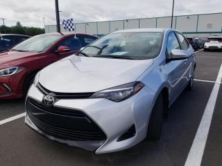 Used 2017 Toyota Corolla LE* CVT* CAMERA* SIEGES CHAUFFANTS* for sale in Québec, QC