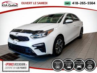 Used 2019 Kia Forte EX* IVT* CARPLAY* SIEGES CHAUFFANTS* for sale in Québec, QC