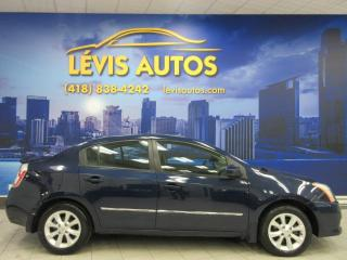 Used 2011 Nissan Sentra AUTOMATIQUE FULL ÉQUIPE TRES PROPRE 1441 for sale in Lévis, QC