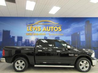 Used 2013 RAM 1500 SLT BIG HORN V-8 5.7 HÉMI CREW-CAB BEAU for sale in Lévis, QC
