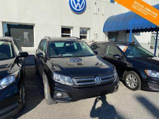 Used 2014 Volkswagen Tiguan 4MOTION  Automatique trendline for sale in Québec, QC