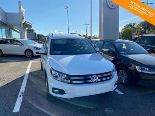 Used 2017 Volkswagen Tiguan 4MOTION  Wolfsburg Edition for sale in Québec, QC