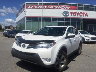Used 2015 Toyota RAV4 XLE 2X4 **MAGS/FOGS/TOIT** for sale in St-Eustache, QC