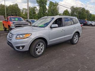 Used 2010 Hyundai Santa Fe gl/wsport for sale in Madoc, ON