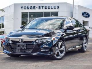 Used 2018 Honda Accord Sedan Touring for sale in Thornhill, ON