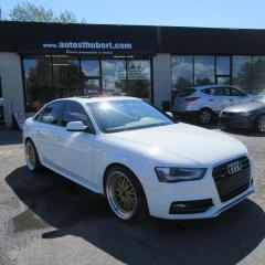 Used 2015 Audi A4 Komfort for sale in St-Hubert, QC