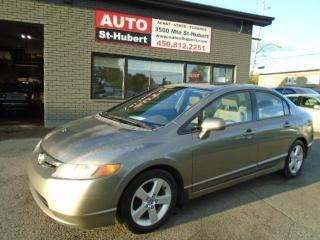 Used 2006 Honda Civic EX for sale in St-Hubert, QC