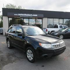Used 2012 Subaru Forester 2.5X for sale in St-Hubert, QC