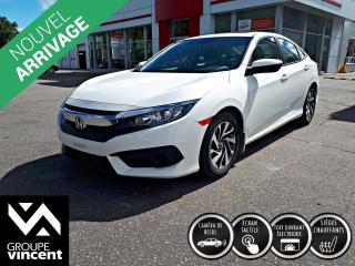 Used 2018 Honda Civic EX ** GARANTIE 10 ANS ** Pratique et polyvalent! for sale in Shawinigan, QC