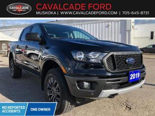 Used 2019 Ford Ranger XLT for sale in Bracebridge, ON