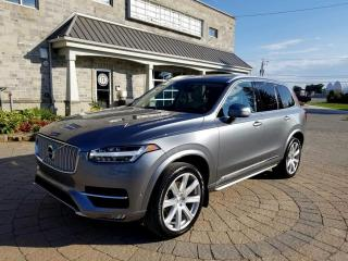 Used 2017 Volvo XC90 T6 Inscription Polestar for sale in St-Eustache, QC