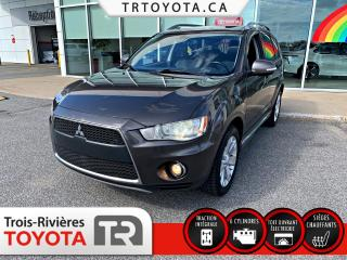 Used 2010 Mitsubishi Outlander 4 RM 4 portes XLS for sale in Trois-Rivières, QC