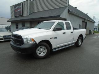 Used 2015 RAM 1500 Tradesman cabine Quad 2RM 140,5 po for sale in Mirabel, QC
