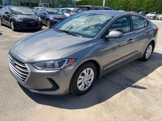 Used 2018 Hyundai Elantra L manuelle for sale in Joliette, QC