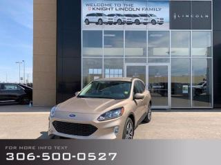 New 2020 Ford Escape SEL for sale in Moose Jaw, SK