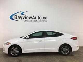 Used 2017 Hyundai Elantra GL - AUTO! ALLOYS! HTD SEATS! PWR GROUP! for sale in Belleville, ON