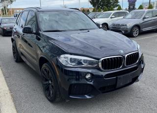 Used 2016 BMW X5 AWD 4dr xDrive35i for sale in Dorval, QC