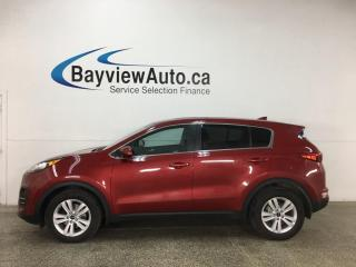 Used 2019 Kia Sportage LX - AUTO! REVERSE CAM! HTD SEATS! ALLOYS! + MORE! for sale in Belleville, ON