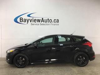 Used 2018 Ford Focus SE - AUTO! ONLY 4100KMS! A/C! ALLOYS! FULL PWR GROUP! for sale in Belleville, ON