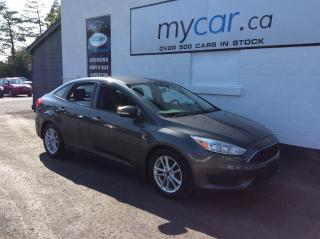 Used 2015 Ford Focus HEATED SEATS, ALLOYS, BACKUP CAM!! for sale in Richmond, ON