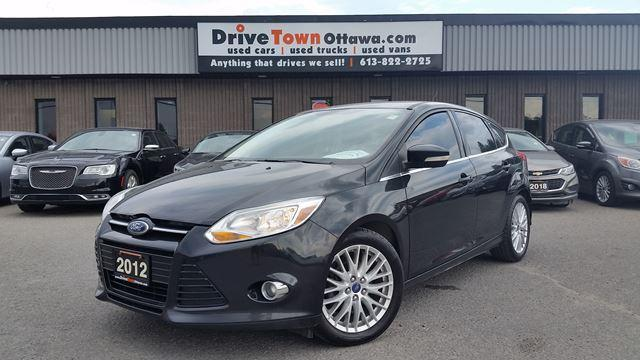 2012 Ford Focus NICE FOCUS HATCH WITH LEATHER NAV