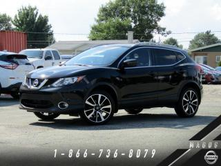 Used 2017 Nissan Qashqai SL AWD + TOIT + CUIR + BOSE + NAVI + CAM for sale in Magog, QC