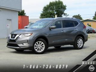 Used 2020 Nissan Rogue SV AWD +  CAMÉRA + BLUETOOTH + MAGS + GA for sale in Magog, QC