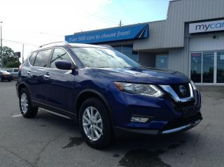 Used 2019 Nissan Rogue SV BRAND NEW MILEAGE, HEATED SEATS, BACKUP CAM, ALLOY for sale in Kingston, ON