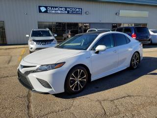 Used 2018 Toyota Camry HYBRID SE for sale in Edmonton, AB