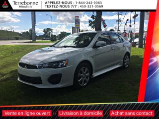 Used 2016 Mitsubishi Lancer ES for sale in Terrebonne, QC