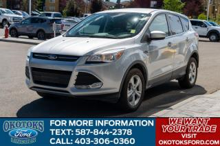 Used 2015 Ford Escape SE 200A/AWD/HANDS FREE for sale in Okotoks, AB