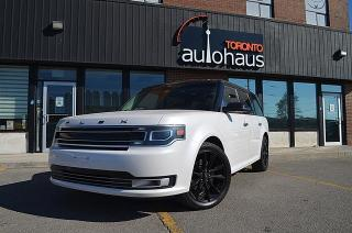Used 2016 Ford Flex LIMITED/AWD/NAVI/CAM/PANORAMA/BSM for sale in Concord, ON