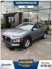 Used 2019 Hyundai KONA MODÈLE ESSENTIEL AWD 14115 KILOS SEULEME for sale in Alma, QC