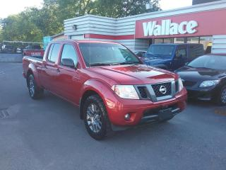 Used 2012 Nissan Frontier SL Crew Cab 4WD LWB for sale in Ottawa, ON