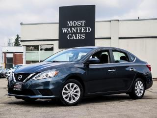 Used 2017 Nissan Sentra SV|SUNROOF|CAMERA|ALLOY for sale in Kitchener, ON