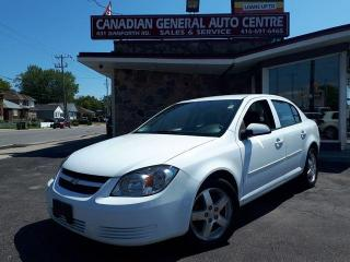 Used 2010 Chevrolet Cobalt for sale in Scarborough, ON