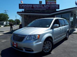 Used 2011 Chrysler Town & Country for sale in Scarborough, ON
